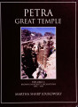 Petra great temple volume 1: Brown University excavations, 1993-1997