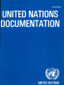 United Nations Documentation 1981