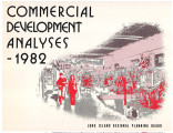 Commercial development analyses-1982