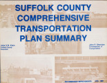Suffolk County Comprehensive Transportation Plan Summary 1978-1995