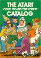 The Atari video computer system catalog : 43 game program cartridges.