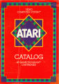 Catalog : 45 game program cartridges