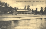 View of Huntington Lodge and Casino, Huntington Bay, L. I.