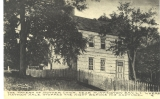Tavern of Mother Chick, near Huntington Bay, L. I., where Nathan Hale stopped the night before his...