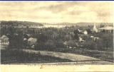 View of Huntington, L. I., Showing Harbor and Bay.