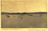 Manhasset Bay, Port Washington, L. I.