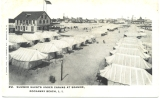 Summer Guests under Canvas at Seaside, Rockaway Beach, L. I.