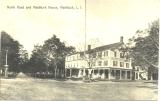 North Road and Mattituck House, Mattituck, L. I.