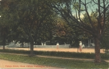 Tennis Court, Hotel Clifton, Patchogue, L. I.