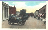 Main Street, Looking West, Huntington, L. I., N. Y.